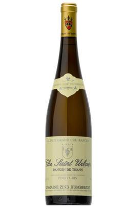 2012 Pinot Gris, Rangen de Thann, Clos St-Urbain, Domaine Zind-Humbrecht