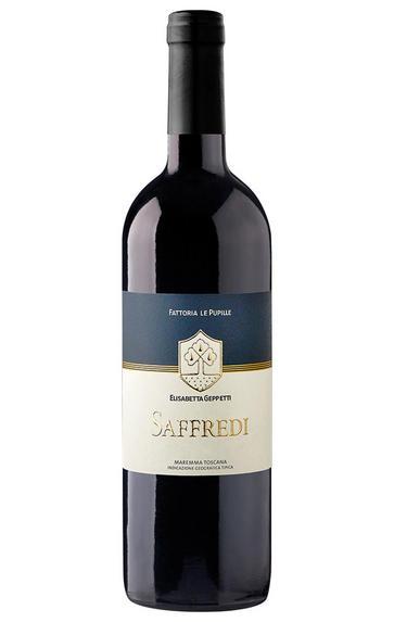2012 Saffredi, Fattoria Le Pupille, Elisabetta Geppetti, Maremma