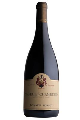 2012 Chapelle Chambertin, Domaine Ponsot, Burgundy