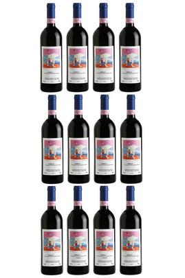 2012 Roberto Voerzio Assortment Case 12b 2x Brunate,5x Cerequio,5xAnnunziata