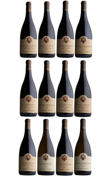 2012 Domaine Ponsot, Grand Cru, 12-Bottle Assortment Case