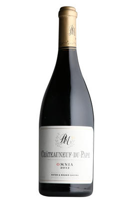 2012 Châteauneuf-du-Pape Rouge, Omnia, Rotem & Mounir Saouma