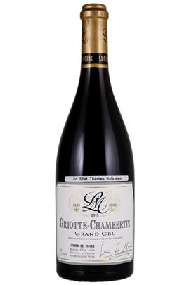 2012 Griotte-Chambertin, Grand Cru, Lucien Le Moine, Burgundy