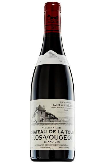 2012 Clos Vougeot, Vieilles Vignes, Grand Cru, Château de La Tour
