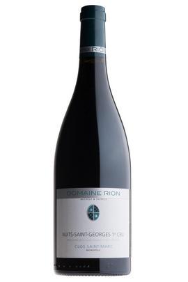 2013 Nuits-St Georges, Clos Saint-Marc, 1er Cru, Domaine Michèle & Patrice Rion, Burgundy