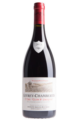 2013 Gevrey-Chambertin, Clos St Jacques, 1er Cru, Domaine Armand Rousseau