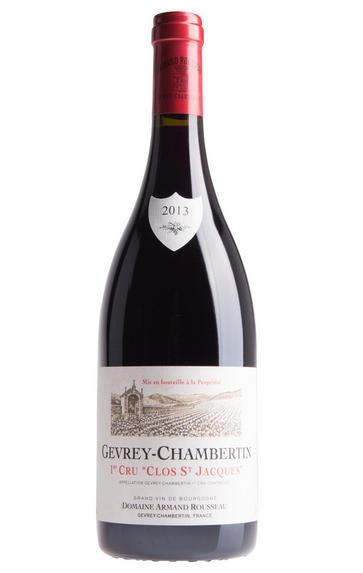 2013 Gevrey-Chambertin, Clos St Jacques, 1er Cru, Domaine Armand Rousseau, Burgundy