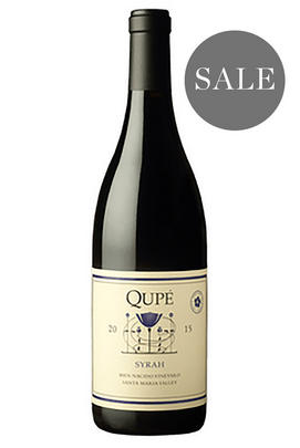 2013 Qupé, Bien Nacido Hillside Syrah, Santa Maria Valley, California, USA