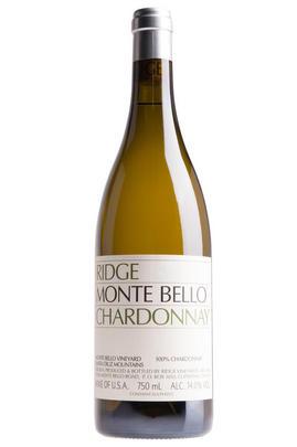 2013 Ridge Vineyards, Monte Bello Chardonnay, Santa Cruz Mountains, California, USA