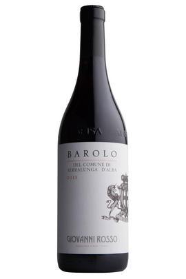 2013 Barolo, Serralunga d'Alba, Giovanni Rosso, Piedmont, Italy
