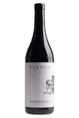 2013 Barolo, Serra, Giovanni Rosso, Piedmont, Italy