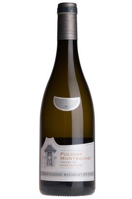 2013 Puligny-Montrachet, Sous le Puits, 1er Cru, Jean-Claude Bachelet