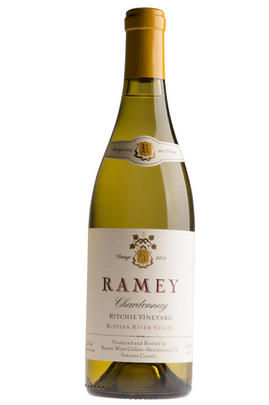 2013 Ramey, Ritchie Vineyard Chardonnay, Russian River Valley, Sonoma County, California, USA