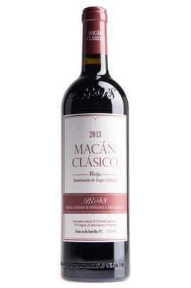 2013 Macán Clásico, Bodegas Benjamin de Rothschild & Vega Sicilia, Rioja