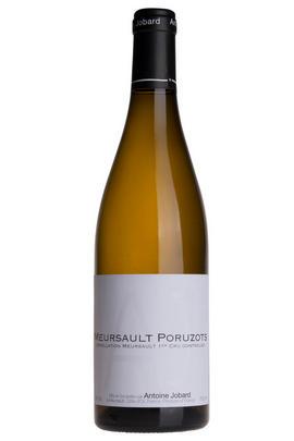 2013 Meursault, Poruzots, 1er Cru, Domaine Antoine Jobard, Burgundy
