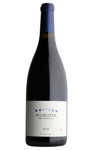 2013 Kusuda Wines Syrah, Martinborough, New Zealand