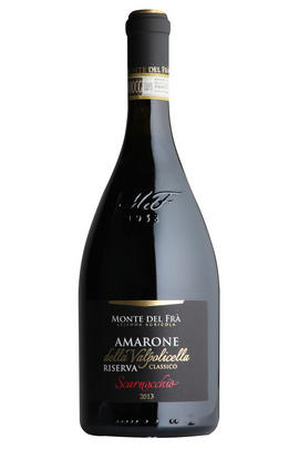 2013 Amarone Classico, Scarnocchio, Lena di Mezzo, Monte del Frà, Veneto, Italy