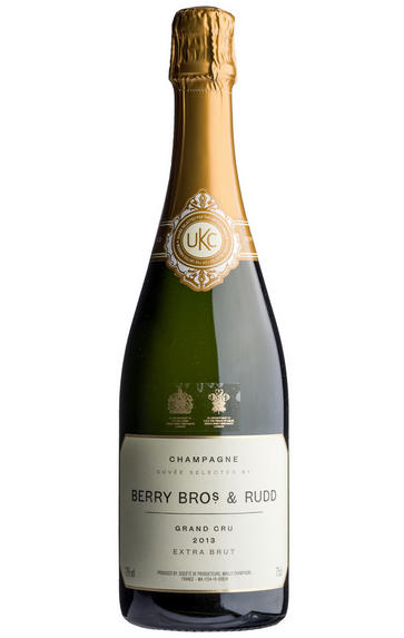 2013 Berry Bros. & Rudd Champagne by Mailly, Grand Cru, Brut