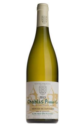 2013 Chablis, Montée de Tonnerre, 1er Cru, Domaine Gérard Duplessis, Burgundy