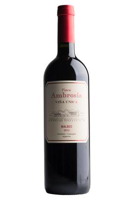 2013 Ambrosía, Viña Unica Malbec, Gualtallary, Uco Valley