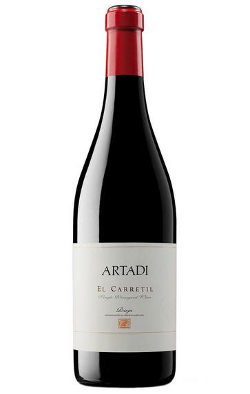 2013 El Carretil, Artadi, Rioja