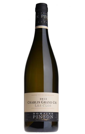 2013 Chablis, Les Clos, Grand Cru, Domaine Pinson