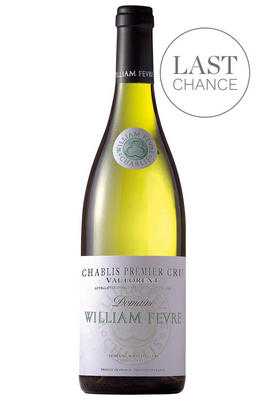 2013 Chablis, Vaulorent, 1er Cru, Domaine William Fèvre