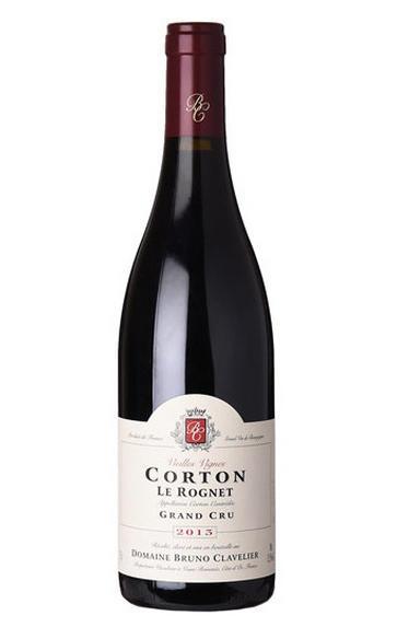 2013 Corton Le Rognet, Grand Cru, Domaine Bruno Clavelier