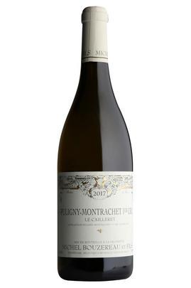 2013 Puligny-Montrachet, Le Cailleret, 1er Cru, Domaine Michel Bouzereau