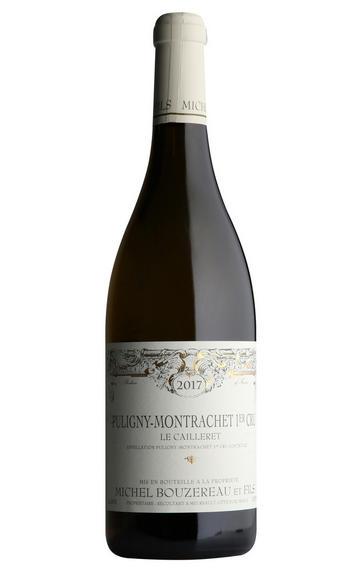 2013 Puligny-Montrachet, Le Cailleret, 1er Cru, Michel Bouzereau & Fils, Burgundy