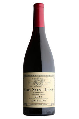 2013 Clos-St Denis, Grand Cru, Domaine Gagey, Louis Jadot