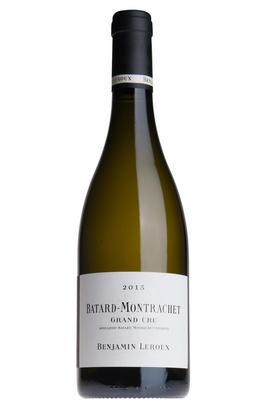 2013 Bâtard-Montrachet, Grand Cru, Benjamin Leroux