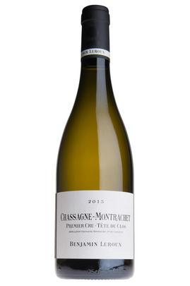 2013 Chassagne-Montrachet, Tête du Clos 1er Cru, Benjamin Leroux