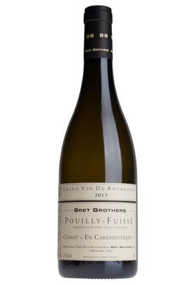 2013 Pouilly-Fuissé, En Carementrant, Bret Bros