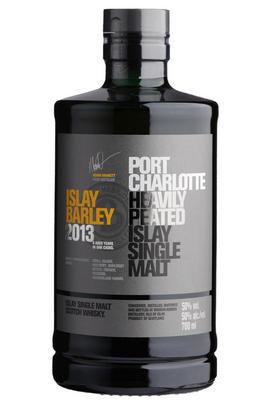 2013 Bruichladdich, Port Charlotte, Heavily Peated, Islay Barley, Single Malt Scotch Whisky (50%)