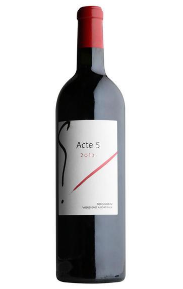 2013 G Acte 5, Bordeaux Superieur