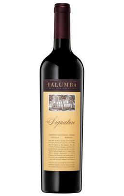 2013 Yalumba, The Signature, Cabernet Sauvignon & Shiraz, Barossa Valley, Australia