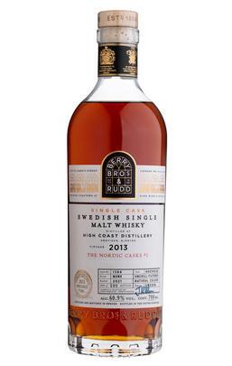 2013 Berry Bros. & Rudd High Coast, Cask No. 1384, Whisky, Sweden (60.9%)