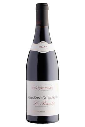 2014 Nuits-St Georges, Les Bousselots, 1er Cru, Domaine Jean Chauvenet, Burgundy