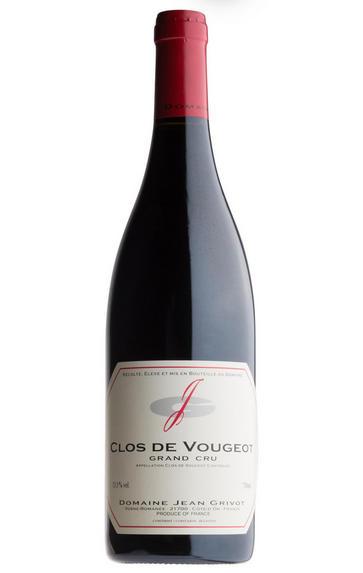 2014 Clos de Vougeot, Grand Cru, Domaine Jean Grivot, Burgundy