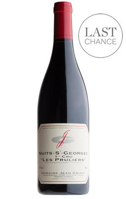 2014 Nuits-St Georges, Les Pruliers, 1er Cru, Domaine Jean Grivot, Burgundy