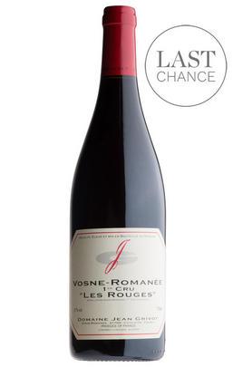 2014 Vosne-Romanée, Les Rouges, 1er Cru, Domaine Jean Grivot