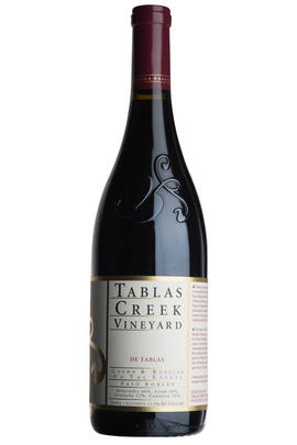 2014 Tablas Creek Vineyard, Esprit de Tablas Red, Paso Robles, California, USA
