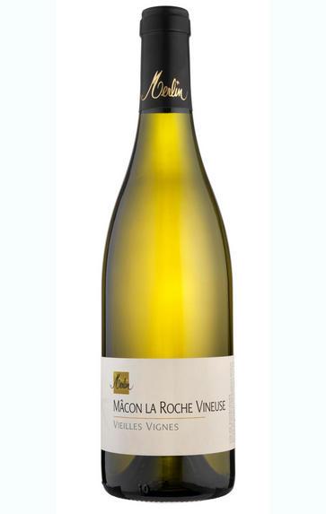 2014 Mâcon La Roche-Vineuse, Vieilles Vignes, Olivier Merlin, Burgundy