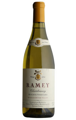 2014 Ramey, Ritchie Vineyard Chardonnay, Russian River Valley, Sonoma County, California, USA