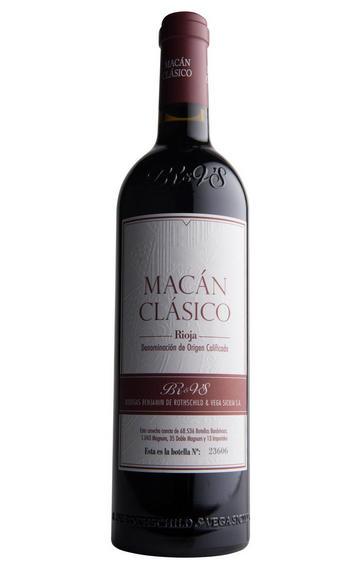 2014 Macán, Bodegas Benjamin de Rothschild & Vega Sicilia, Rioja
