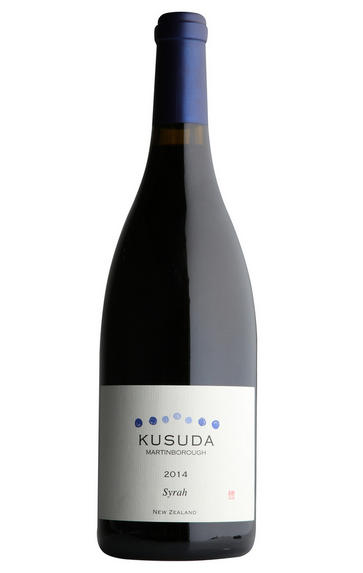2014 Kusuda Wines Syrah, Martinborough