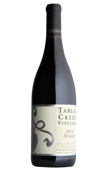 2014 Tablas Creek Vineyard, Syrah, Paso Robles, California, USA