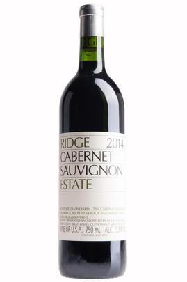 2014 Ridge Vineyards, Estate Cabernet Sauvignon, Santa Cruz Mountains, California, USA