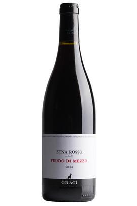 2014 Etna Rosso, Feudo di Mezzo, Graci, Passopisciaro, Sicily, Italy
